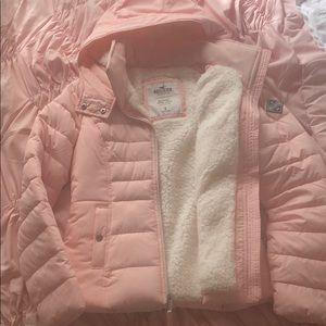 Hollister Puffer Jacket